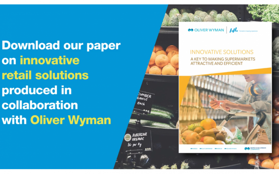 Oliver Wyman Collaboration: Front-Facing Merchandising Systems That Automate Repetitive Tasks