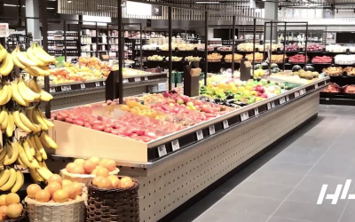 Our Merchandising Solutions Helped Create This Innovative Store Of The Future
