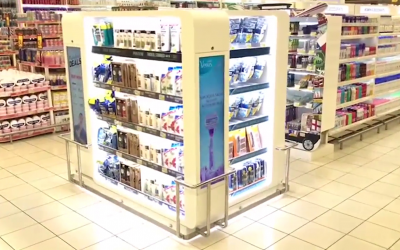 Attract, Engage and Inform Your Shoppers With Digital Screens